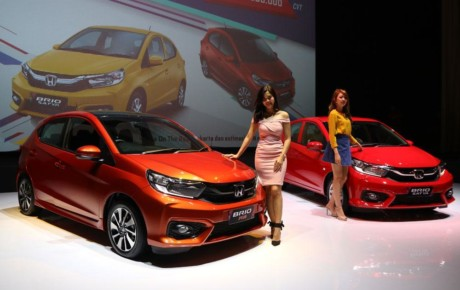 All New Honda Brio, Man Maximum Machine Minimum