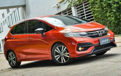 New Honda Jazz, Live Up The Hype
