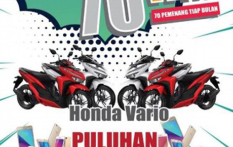 HONDA 70 WIN & HONDA BIG SURPRISE