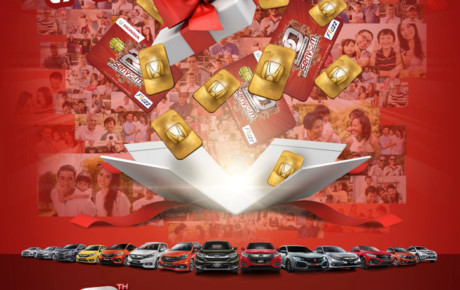 Honda 20th Anniversary